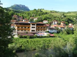 Family Hotel Enica, Teteven