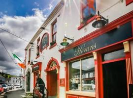 Horans Bar and Restaurant, Baltinglass (рядом с городом Spinans Cross Roads)