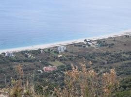 Vila Hadhri Borsh, Borsh (Qeparo yakınında)