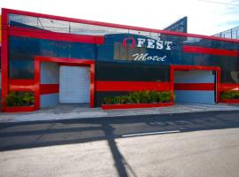 Motel Fest (Adults Only), Santo André