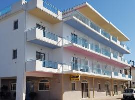 Hotel Lykeon, Megalópolis (рядом с городом Leondari)