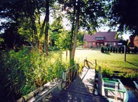 Ferienwohnungen Herzwolde SEE 5920, Wutschendorf (Waldsee yakınında)