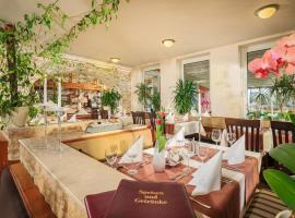Hotel Gasthaus zum Zecher, Lindau