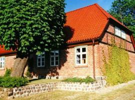 Ferienhaus Neu_Sommersdorf SCHW 891, Sommersdorf (Zolkendorf yakınında)