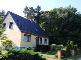 Ferienwohnung Lychen UCK 971, Lychen (Wurlgrund yakınında)