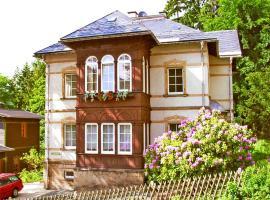 Ferienwohnungen Kipsdorf ERZ 021_2, Kurort Kipsdorf (Kurort Bärenburg yakınında)