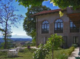 Casa Branzele, Trezzo Tinella