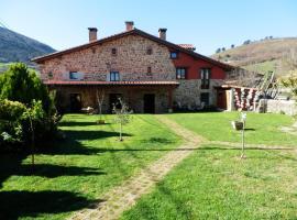 Sendero del Saja-Besaya, Cobejo (Near Bárcena Mayor)