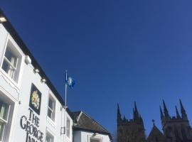 The George Inn, Selby (рядом с городом Barlow)