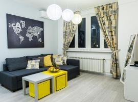 CheckBelgradeApartments - Bohemian quarter