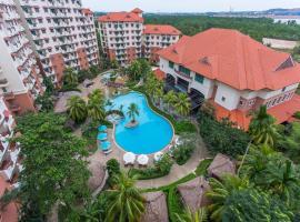 Holiday Inn Resort Batam, Секупанг (рядом с городом Sugi)