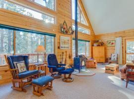 Capen Mountain Cabin