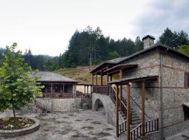 Kerasies Guesthouse, Vovousa