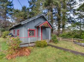 Sommers' Cabin, Lincoln Beach