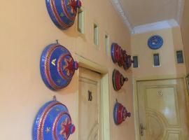 Hotel La Ode, Bima (рядом с городом Huu)