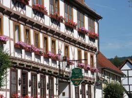 Hotel Neustadter Hof, Neustadt/Harz (Osterode yakınında)