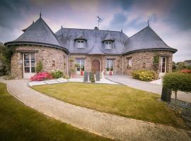 Chambres Kersandexupery, Janzé (рядом с городом Le Theil-de-Bretagne)