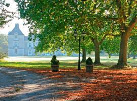 Chateau De Cop Choux, Музей (рядом с городом Bonnoeuvre)