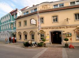 Gasthof Erzherzog Franz Ferdinand, Sankt Florian bei Linz (Hofkirchen im Traunkreis yakınında)