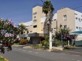 Hotel de Ville, Catalão (Goiandira yakınında)