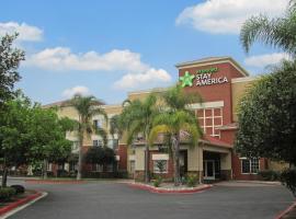 Extended Stay America - Orange County - Cypress, Cypress (in de buurt van Hawaiian Gardens)