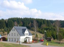 Feriendomizil Erzgebirge, Marienberg (Gelobtland yakınında)