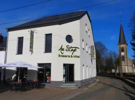 Brasserie-Hôtel Au Stop, Suxy