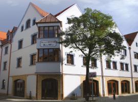 Altstadthotel Bräuwirt, Weiden (Maierhof yakınında)