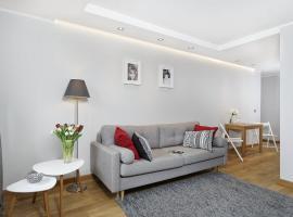 Apartment Powiśle Solec