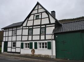 Ferienwohnungen Türmchen und Rustikal, Gemünd (Morsbach yakınında)