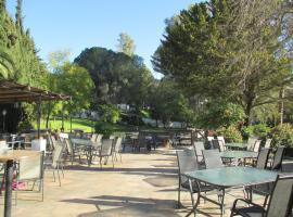 De 10 beste hotels met parkeergelegenheid in Alhaurín el ...