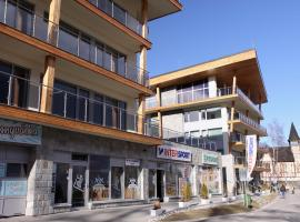Hrebienok Resort, Vysoké Tatry
