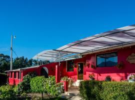 Hosteria Merceditas, Machachi (Hacienda La Alegría yakınında)