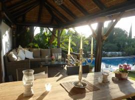 Villa Breeze, Luxury B&B