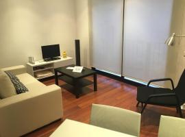 Apartament Font del Lleó, Caldes de Montbui