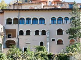 Il Convento sul Gizio, Pettorano sul Gizio (Rocca Pia yakınında)
