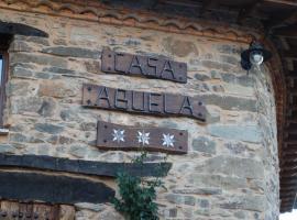 Casa Abuela ★★★, Grisuela (Alcañices yakınında)
