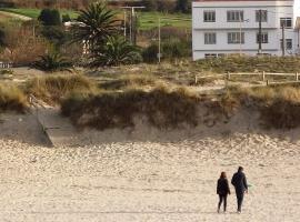 Playa de Barrañan, Arteixo (Laracha yakınında)