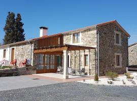 Pensión Ribadiso, Arzúa (Ribadiso yakınında)