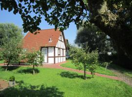 Ferienhaus Scout 60 im Feriendorf, Bachenbrock (Twielenfleth yakınında)