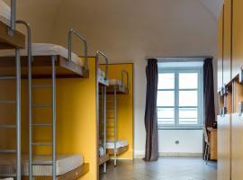 Seven Hostel & Rooms, Sant'Agnello