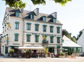 Hôtel du Lac, Huelgoat