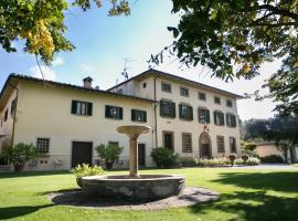 Relais Villa Belpoggio - Residenza D'Epoca, Loro Ciuffenna