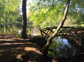 Pond Cottage, Covington (рядом с городом Symington)
