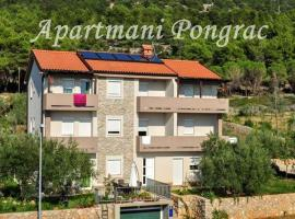 Apartments Pongrac, Cres