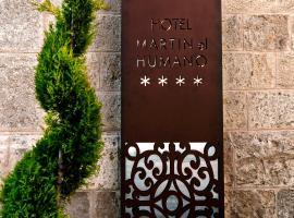Hotel Spa Martín el Humano, Сегорбе
