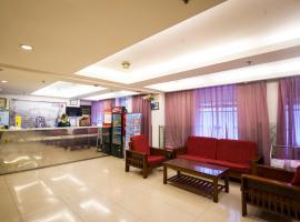 Motel Ma'anshan Jiefang Road Yushanhu Park, Ma'anshan (Tongjing yakınında)