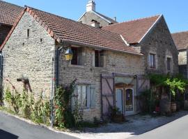 La Mansarde, Châteauneuf (рядом с городом Sainte-Sabine)