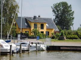 Ferienhaus am kleinen Hafen, Neuendorf (Neuendorf Heide yakınında)