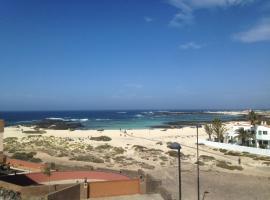 Apto los Laguitos Cotillo Dav, playa del Águila (рядом с городом Котильо)